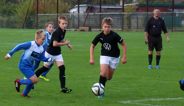 D-Junioren scheiden aus dem Kreispokal-Wettbewerb aus