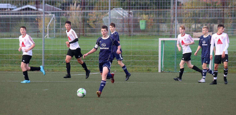 Landesliga: B-Junioren behaupten den zweiten Tabellenplatz
