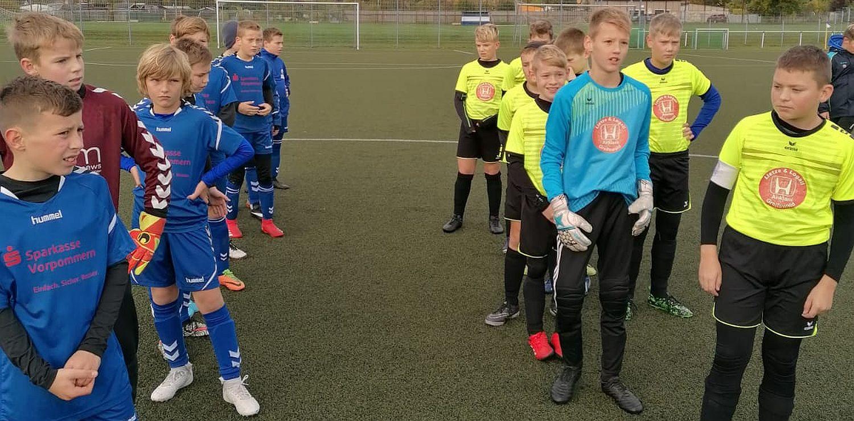 Landesliga: D1-Junioren lassen zu viele Torchancen ungenutzt
