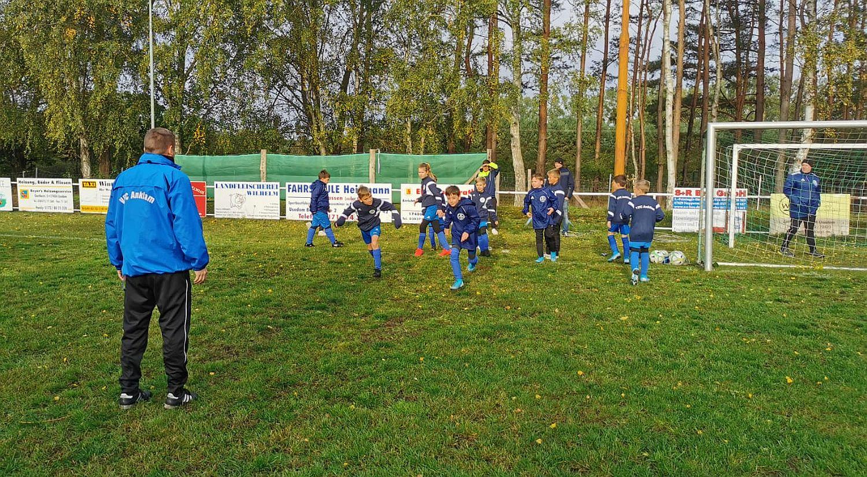 Kreispokal: E-Junioren lösen Viertelfinal-Ticket