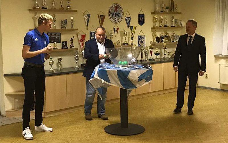 Kreispokal: Herren-Teams spielen im eigenen Stadion um den Halbfinal-Einzug