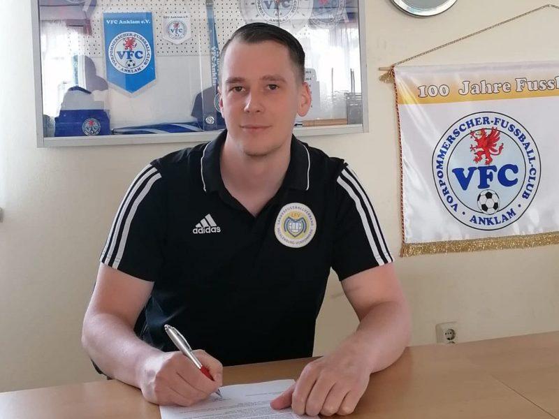 Ronny Jager komplettiert das Schiedsrichter-Quintett unseres Clubs