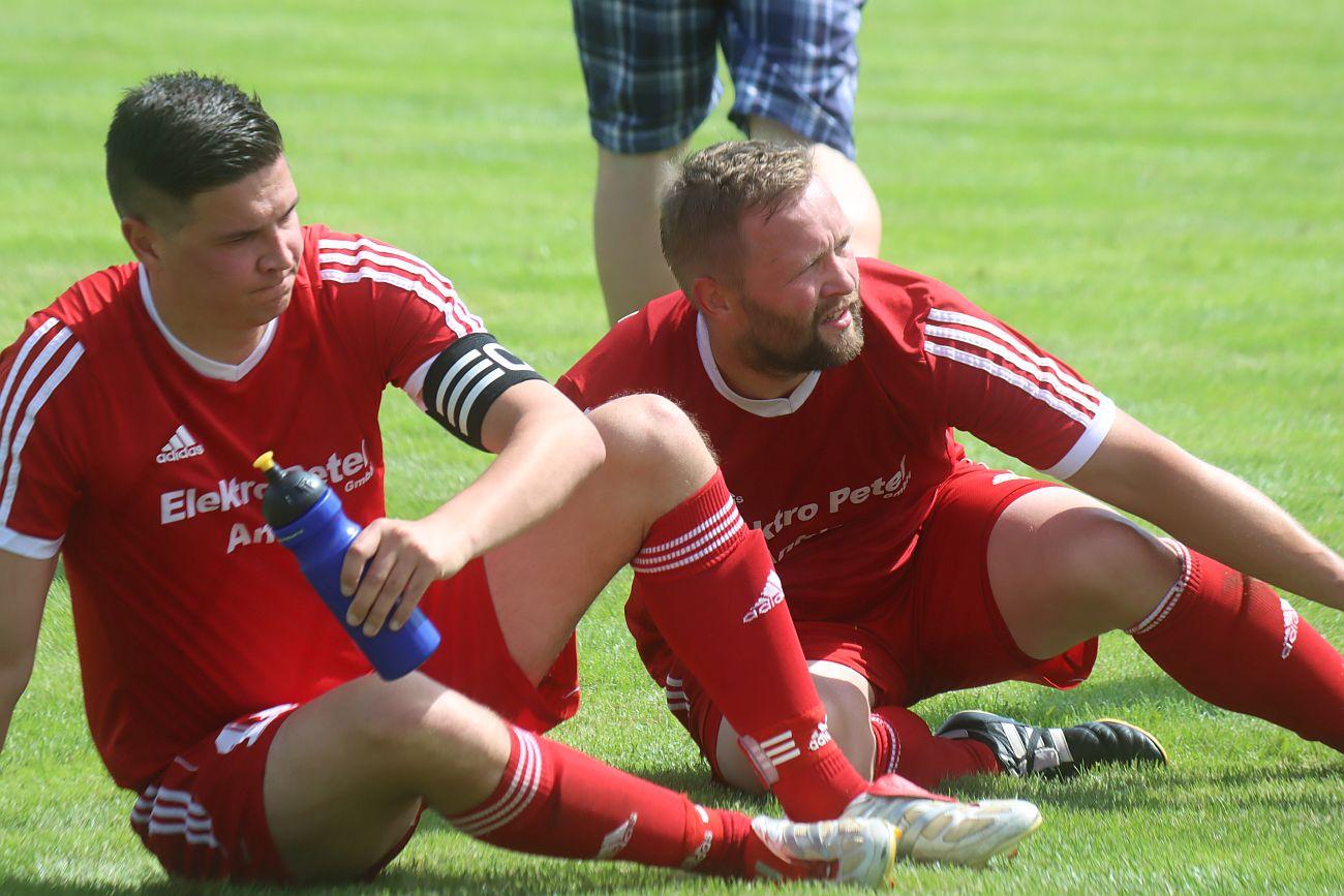 Landesliga-Team vor Doppelbelastung