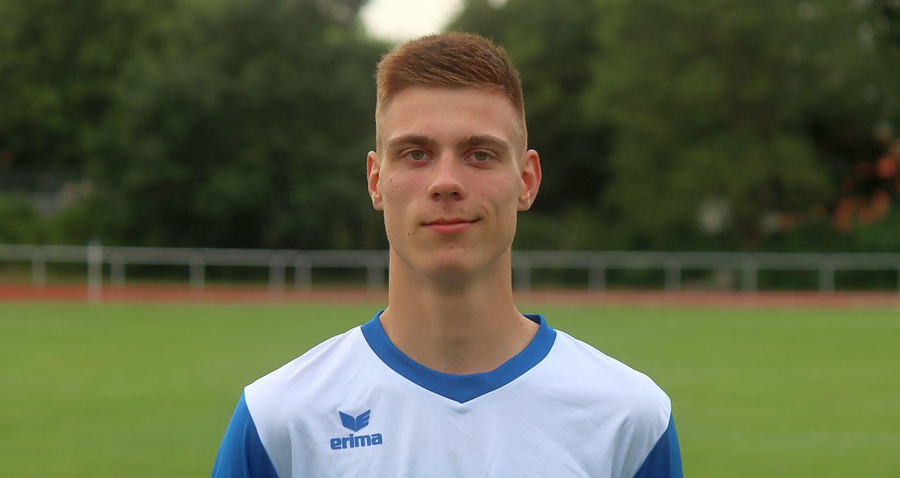 Debütant Jan-Patrick Bruhns erzielt gegen Woldegk gleich drei Treffer