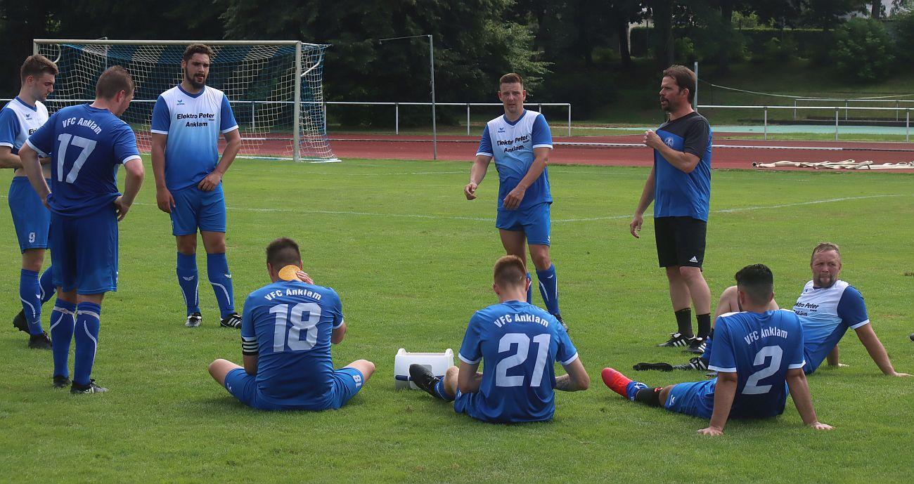 Landesliga-Kicker reisen nach Neubrandenburg