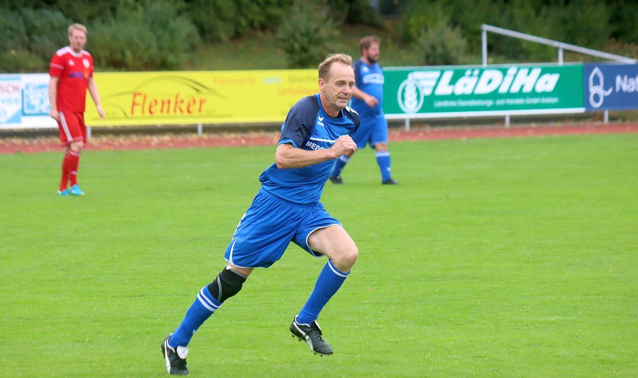 Ausgleichstreffer von Stephan Hermann verhindert Niederlage