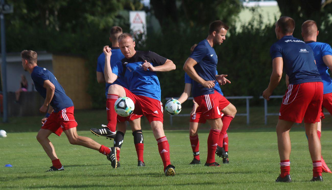 Landesliga-Kicker hoffen auf einen erfolgreichen Meisterschaftsstart