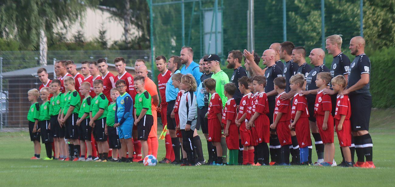 Landesliga-Team löst in Prohn das Ticket für die zweite Pokalrunde