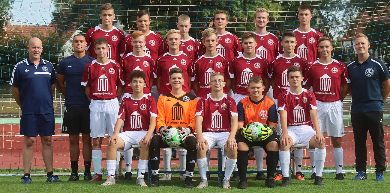 Landesliga: A-Junioren siegen in Torgelow mit 5:1