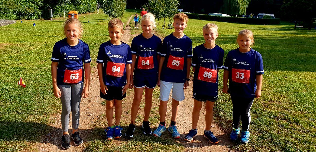 Leichtathleten liefern beim Brüssower Pokallauf starke Leistungen ab