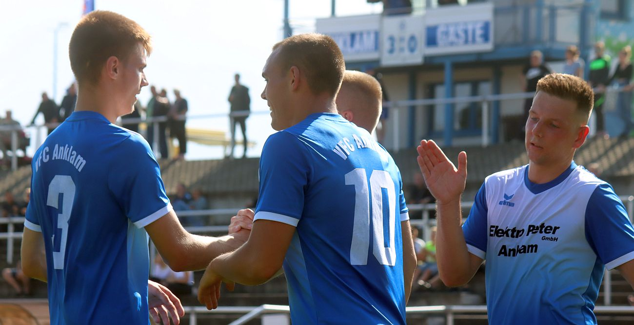 Landesliga-Team spielt gegen den SV Hanse ums Achtelfinal-Ticket