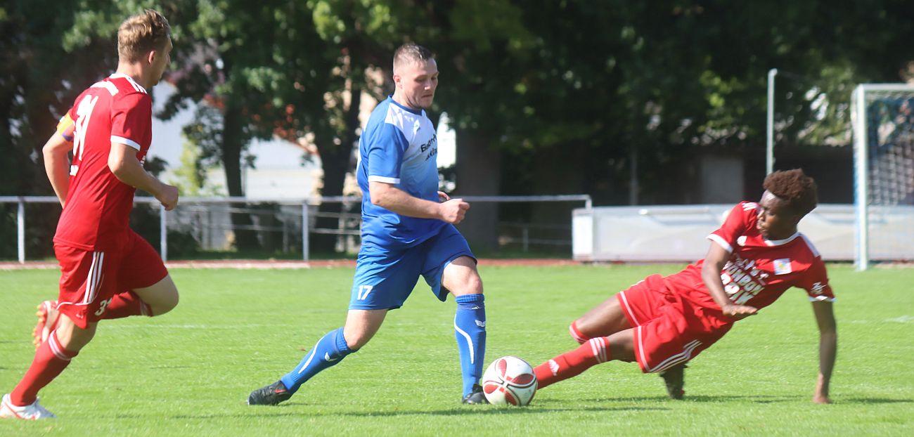Landesliga-Kicker empfangen den Tabellenzweiten TSV Friedland