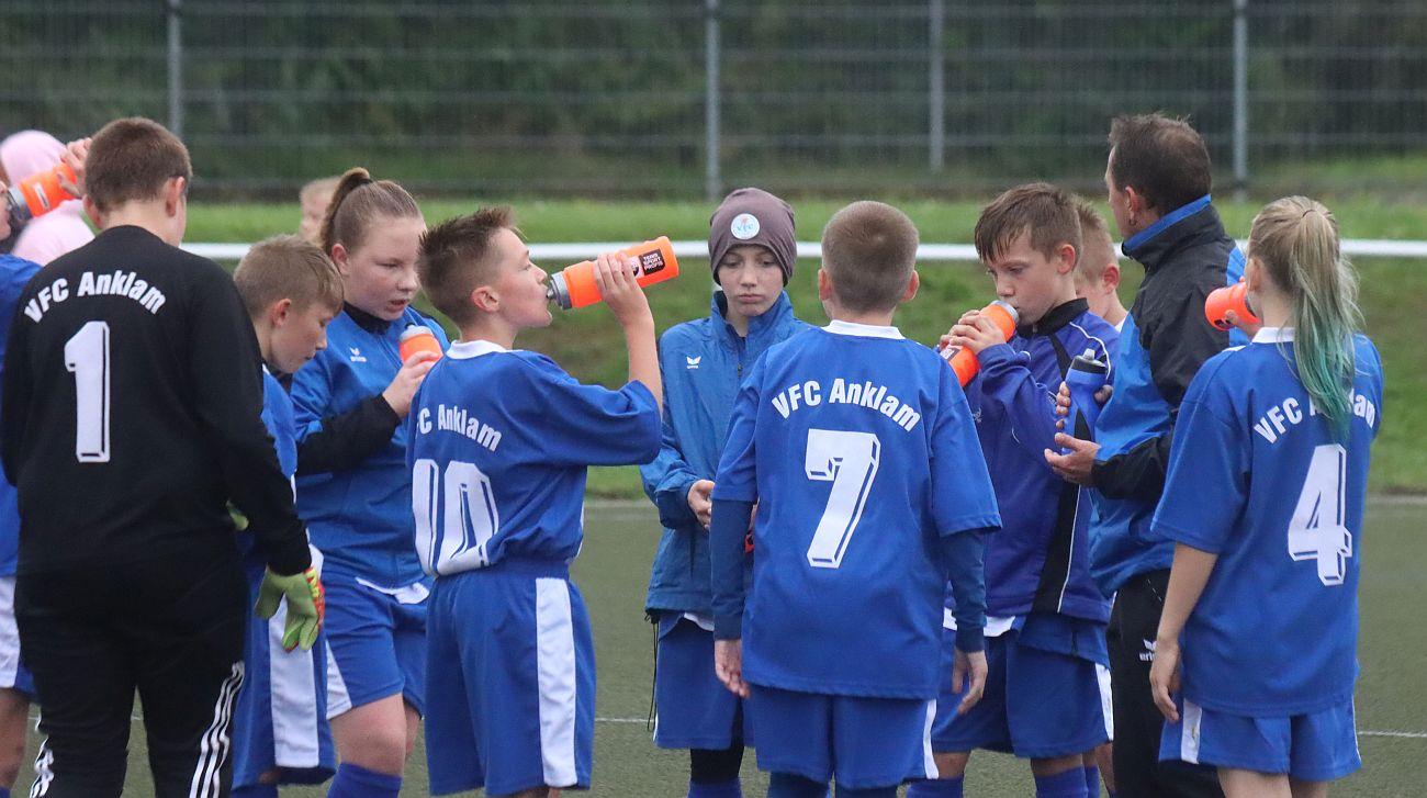 D2-Junioren feiern 2:1-Auswärtserfolg in Pasewalk