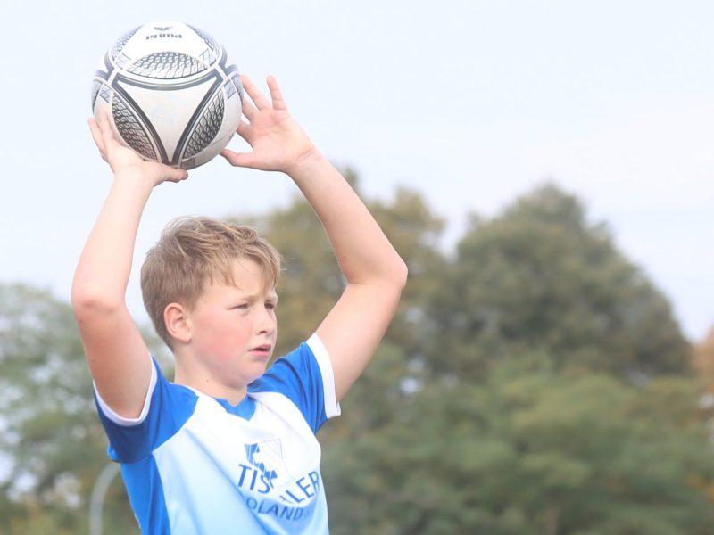 D1-Jugend: Jakob Peter gelingt Dreierpack beim 4:3-Erfolg in Barth